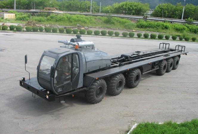 Самоходная платформа ПС-6