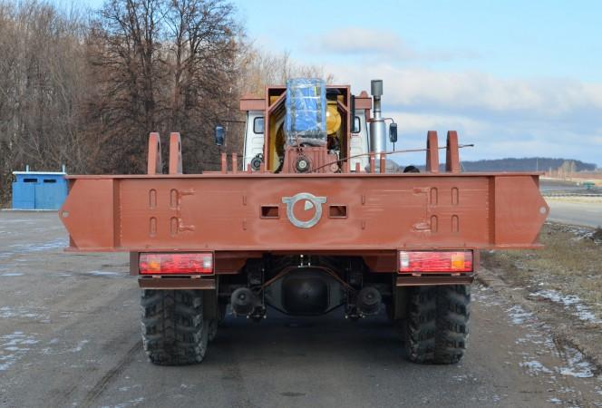 Критерии выбора самоходного колесного шасси для установки тяжелого нефтегазового оборудования