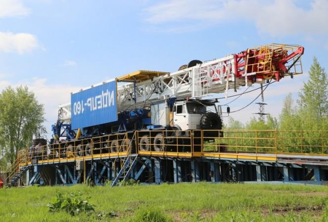 Завершение заводских испытаний самоходной платформы ПС7101