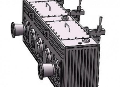 Суммирующий редуктор ВСХ260С